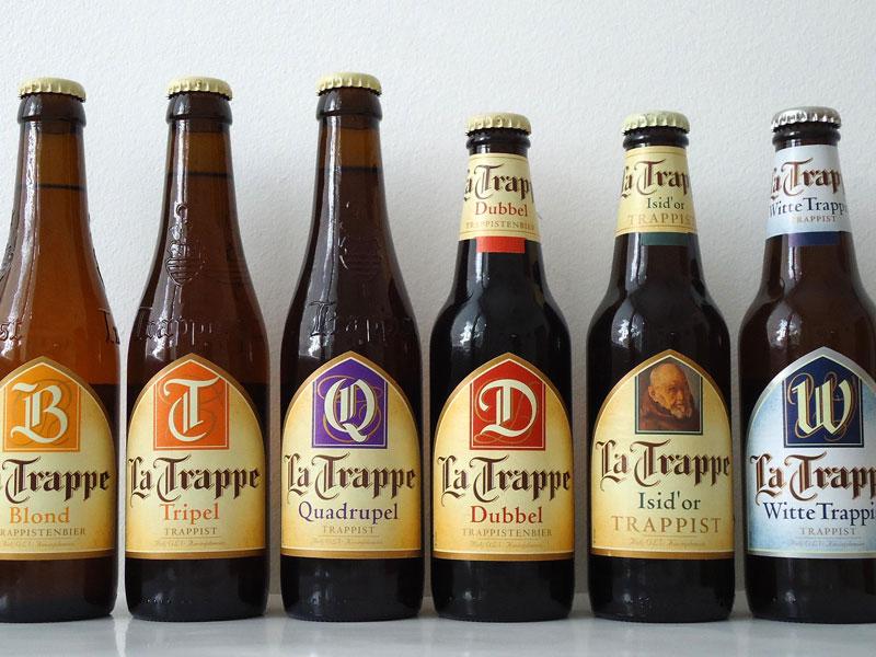 Expeditie La Trappe Trappistenklooster met proeverij